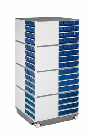Модульные стойки для хранения компонентов